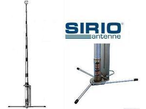 Sirio GPE 27 5/8 10m & CB Base Antenna