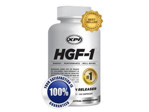 HGF-1 - Dramatic Decrease in Body Fat and Increase in Lean Muscle Mass