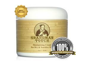 Grandma's Touch Moisturizing Cream - #1 Cream for Fast Eczema Relief - Moisturize and Heal Your Skin