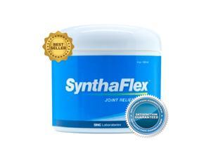 SynthaFlex   4 Oz. - Best Anti-Inflammatory Cream - Joint Pain Relief - Relief for Arthritis, Carpal Tunnel, Tennis Elbow, Tendonitis, Neuropathy & Other Inflammation Pains - Inflammation Cream