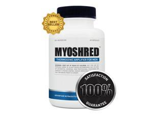 MYOSHRED - Extreme Formula For Men - Get Ripped - Build Muscle - Lose Weight - Creatine Ethyl Ester