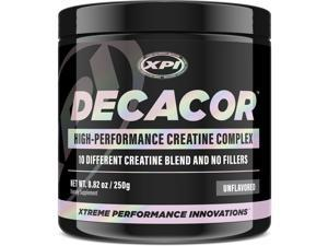 DECACOR (50 Serv) - Creatine Complex - Intensify and Energize Your Workouts - Gain Muscle