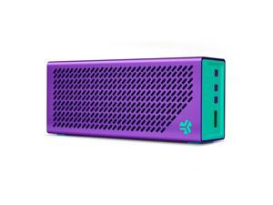 The Crasher by JLab Loud Portable Bluetooth Stereo Speaker with 18 Hour Battery