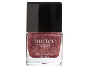 Butter London 3 Free Nail Polish,Rosie Lee,pale pink glitter Rich Vibrant Colour