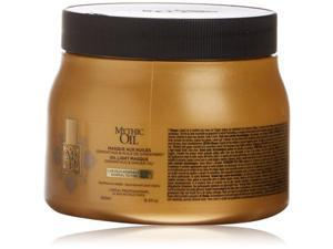 LOreal Professionnel Mythic Oil Masque For Normal To Fine Hair 16.9 OZ