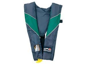 SOSpenders Sport Series Inflatable Vest - Manual - Navy Blue