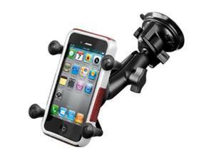 RAM Mount Universal X-Grip Holder Twist Lock Suction Cup Mount
