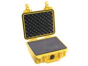 Pelican 1200 Case w/Foam - Yellow