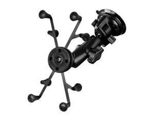 RAM Mount Twist Lock Suction Cup Base w/Universal X-Grip II