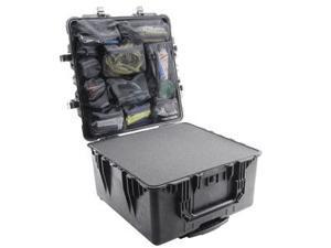 Pelican 1640 Transport Case w/Pick 'N Pluck Foam - Black