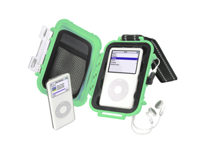 Pelican ProGear i1010 Case f/iPod and MP3 Players - Green