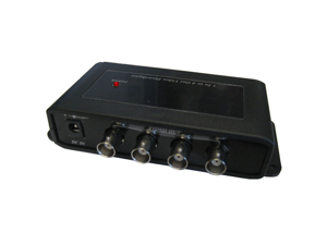 Iris 1-In/4-Out Video Distribution Amplifier