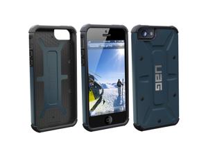URBAN ARMOR GEAR - AERO Case f/Apple iPhone 5 - Slate/Black