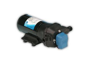 JABSCO PARMAX 4 LOW PRESSURE 4 OUTLET WATER PUMP 4.5 GPM