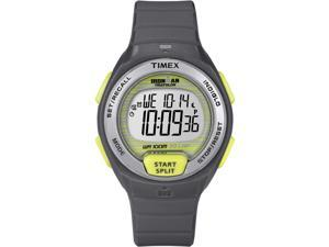 Timex Ironman Oceanside 30-Lap Gray Resin Strap Ladies Watch T5K763