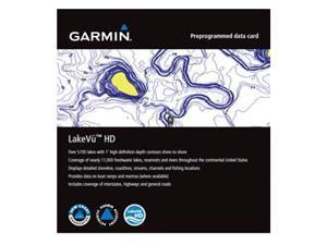 Garmin Us Lakevu Hd Microsd/Sd Charts For Gpsmap, Oregon, And