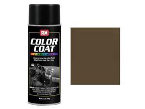 SEM COLOR COAT BLUEBIRD BROWN Vinyl Spray Auto Paint