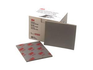 2604 Softback Sanding Sponge 4-1/2 in. x 5-1/2 in. Fine (20-Pack)