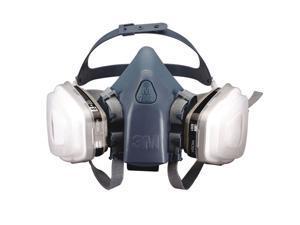 37079 Professional Series Half Shield Respirator (Large)