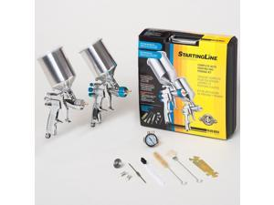 802343 StartingLine Complete Auto Painting & Priming Kit