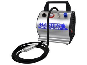 Master TC-60 Super Quiet High Performance Airbrush Air Compressor Hobby Tattoo
