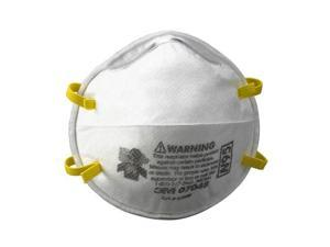 3M Particulate Headstrap Facemask Respirator Respiratory Guard 160pk 7048-8