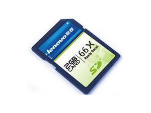 Lenovo 2GB SD 2G Secure Digital Flash Memory Card 2 GB Retail Pack