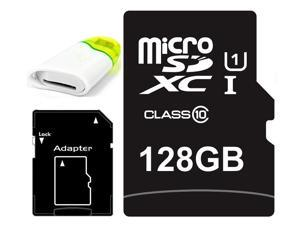 Major OEM 128GB microSDXC UHS-I 70MB/s Class 10 128G microSD micro SD SDXC Flash Memory C10 Card fit Samsung Galaxy S5 SONY Z2 with micro USB 2.0 OTG Card Reader