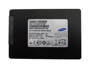 "Samsung 840 Pro 512GB MZ-7PD512HAGM 512G SATA III 6.0 Gb/s 2.5"" SSD Internal Solid State Drive Bulk with OEM USB 3.0 Adapter and USB Cable"