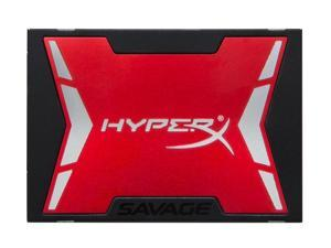 "Kingston HyperX Savage SHSS37A/240G 240GB SSD SATA III 6Gb/s 2.5"" 7mm 240G Internal Solid State Drive with OEM SSD Protective Case"