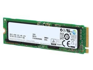 SAMSUNG SM951 128GB SSD 128G MZHPV128HDGM M.2 2280 PCIe PCI-Express 3.0 Internal Solid State Drive Bulk Package with SSD Case