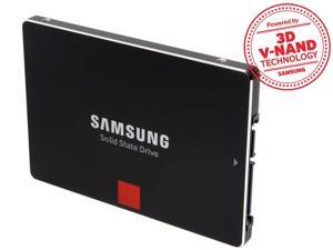 """SAMSUNG 850 PRO 2.5"""" 512GB SATA III 3-D Vertical Internal Solid State Drive (SSD) MZ-7KE512BW with OEM USB 3.0 Adapter and USB Cable"""