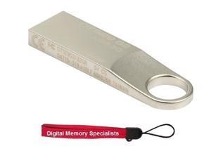 Kingston DataTraveler 32GB SE9 G2 32G USB 3.0 Flash Drive (Metal casing) Model DTSE9G2/32GB with Lanyard