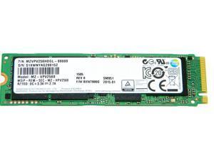 Samsung SM951 256GB (NVMe) MZVPV256HDGL-00000 MZ-VPV2560 Gen3 M.2 80mm PCIe 3.0 x4 256G SSD with a USB 3.0 4 port HUB