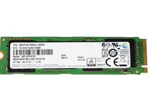 Samsung SM951 512GB (NVMe) MZVPV512HDGL-00000 MZ-VPV5120 Gen3 M.2 80mm PCIe 3.0 x4 512G SSD with a USB 3.0 to SATAIII connector