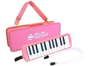 Schoenhut 25 Key Melodica in Pink