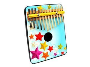 Schoenhut 12 Note Star Group Thumb Piano - Multicolor