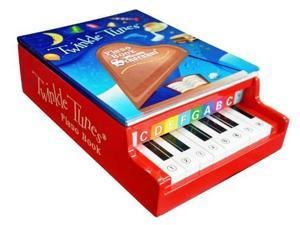 Schoenhut Twinkle Tunes Piano Book - Red
