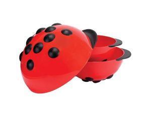 Boston Warehouse Animal House Ladybug Mixing Bowl - Set of 3