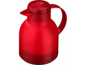Emsa Samba Quick Press Insulated Server - Red