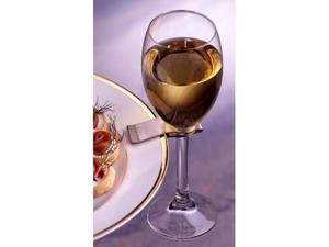Stainless Steel Stemware Plate Clips (6 Stems) | SC-6, #6567