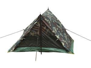 Woodland Camouflage 2 Person Camping Trail Tent