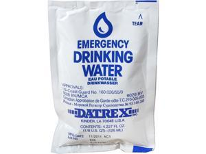 Military Emergency Water Case Tactical Purified Sachets