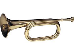 Brass Military Classic Cavalry Bugle