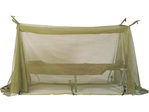 Olive Drab Jumbo Field Size Mosquito Net Bar