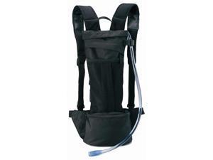 Black Venturer 2.5 Liter H2O Water Pack Hydration System