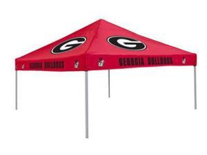 "Logo Chair 142-41 108""H x 108""W Collegiate Red Tent - Georgia"