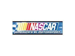 "Other Official NASCAR 12""x3"" Bumper Sticker by Wincraft"