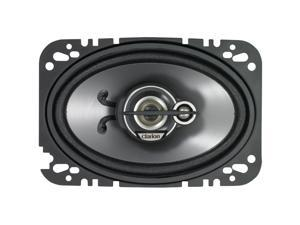 "CLARION SRG4633C 4"" x 6"" Custom-Fit Multiaxial 3-Way Speaker System"