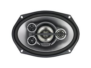 "CLARION SRG6953R 6"" x 9"" Multiaxial 5-Way Speaker System"
